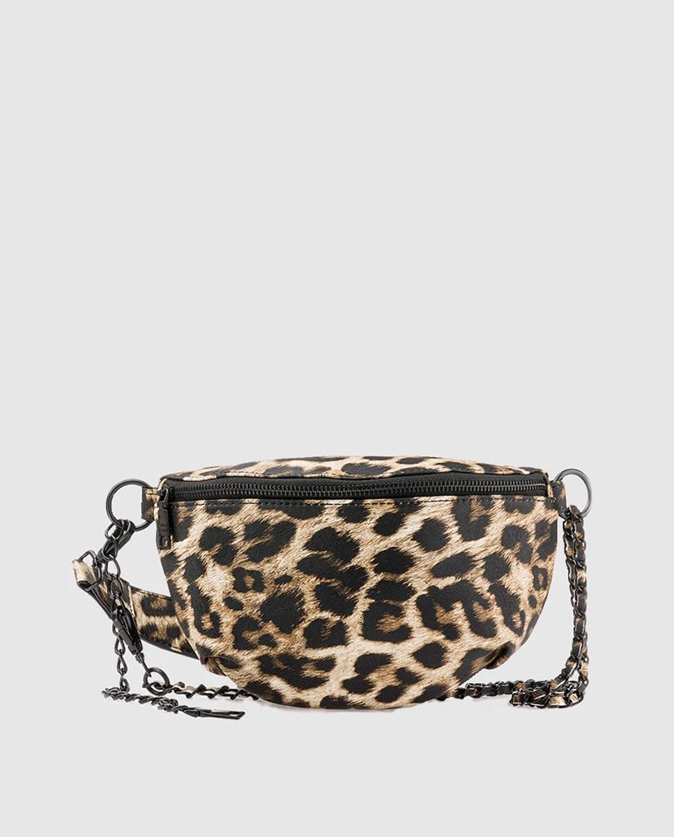 Riñonera de leopardo de Steve Madden