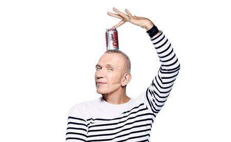Jean Paul Gaultier, Serial Designer of Coca-Cola Light