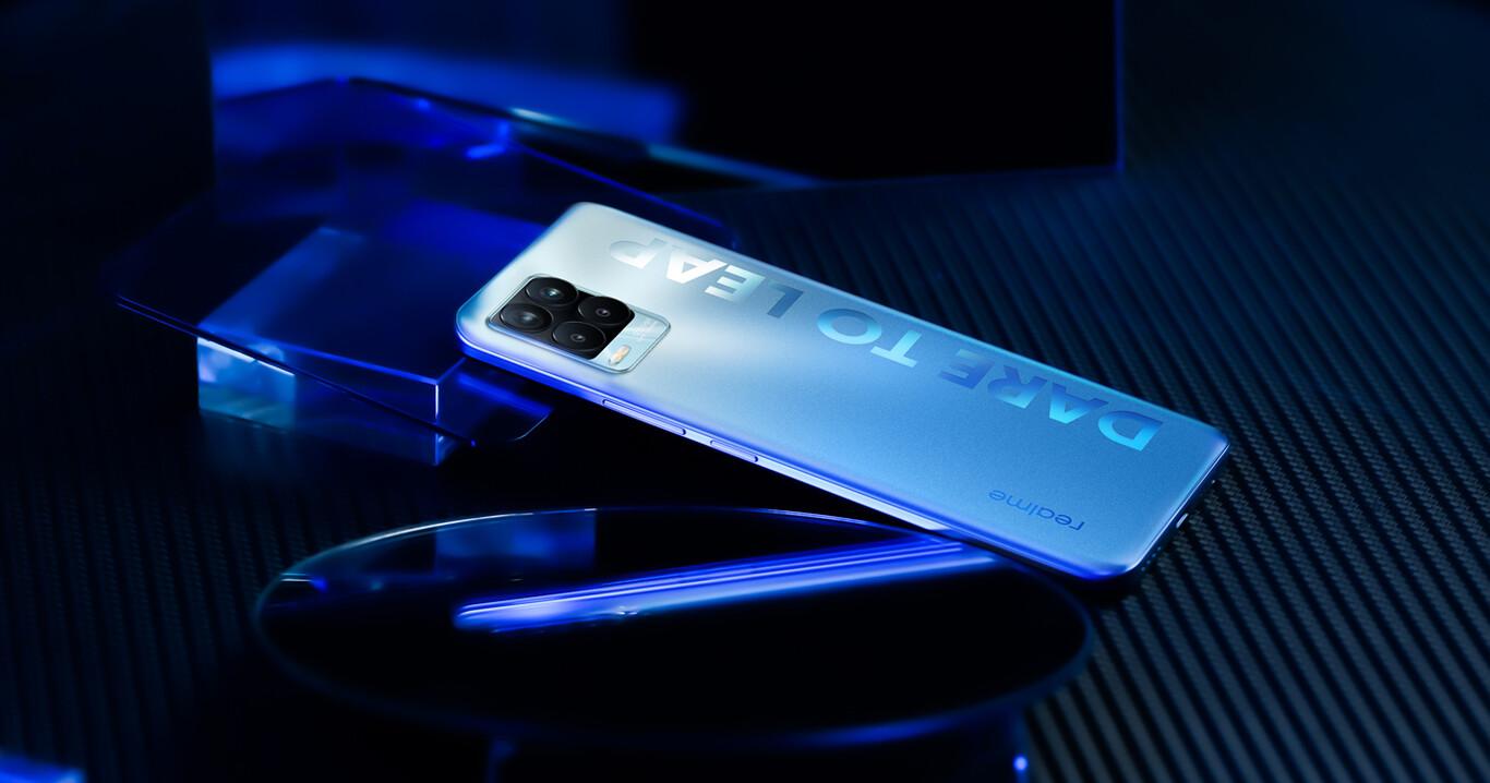 Представлены Realme 8 и Realme 8 Pro c AMOLED-дисплеями и быстрой зарядкой – фото 2