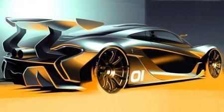 McLaren P1 GTR: primera imagen