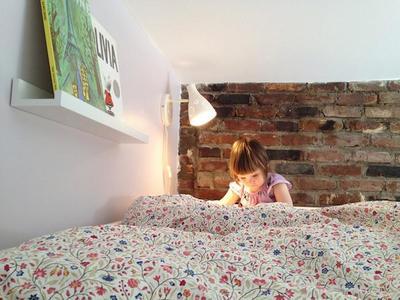 ¿Qué es lo último que haces con tus hijos antes de que se duerman?