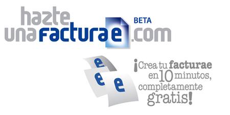 Hazteunafacturae, emisión de facturas electrónicas online