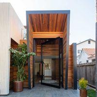 Descubre esta casa de estilo californiano minimalista y funcional que nos inspira