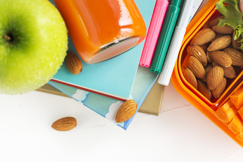 13 propuestas saludables para llevar en el tupper al colegio
