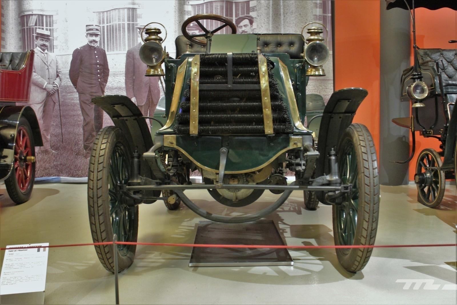 Museo de las 24 Horas de Le Mans (inicios)