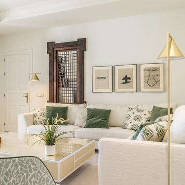 Decorar el salón; dónde colocar la televisión y las medidas adecuadas para distribuir la zona de estar