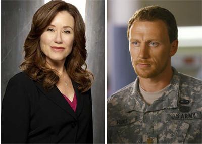 Kevin McKidd y Mary McDonnell animarán Anatomía de Grey