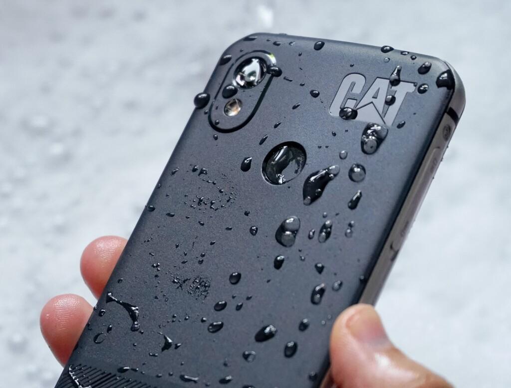 CAT S42: este es el primer móvil con protección antibacteriana del mercado y estándar militar MIL SPEC 810H