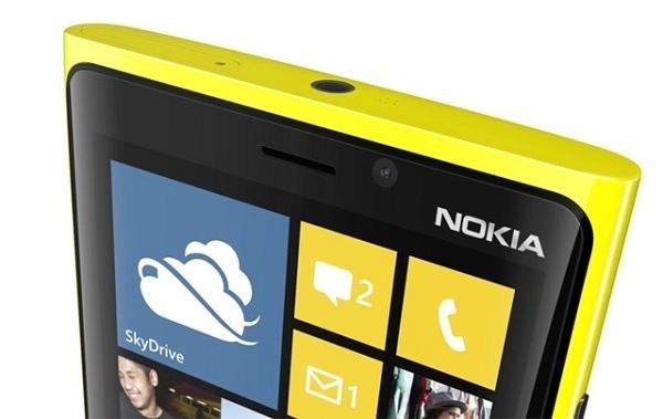 Nokia Lumia 920 los detalles