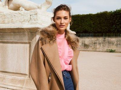 Un abrigo para cada día de la semana. Gentileza de H&M
