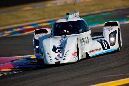 24 Horas de Le Mans 2014: el Nissan ZEOD RC sigue alcanzando metas