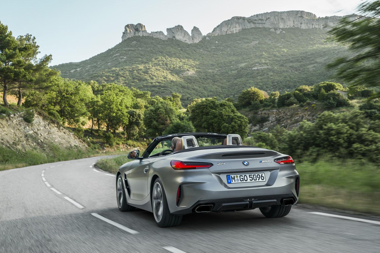 Foto de BMW Z4 (37/56)