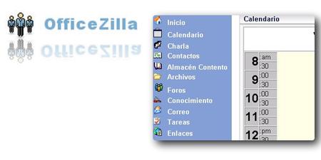 OfficeZilla, gestor de proyectos online