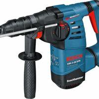 El martillo perforador Bosch Professional GBH 3-28 DFR de 800 W está rebajado a 244,90 euros en Amazon mediante una oferta del día