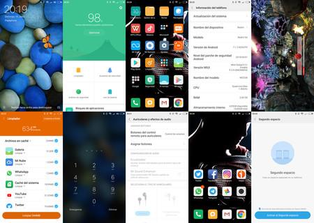MIUI, el sistema del Xiaomi Redmi 5A