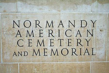 Cementerio de Normandía