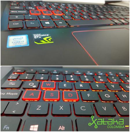 Acer Vx 15 5