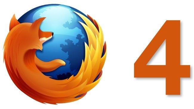 mozilla firefox 4 icono