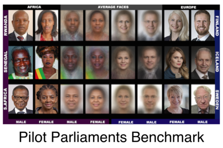 Pilot Parliaments Benchmark