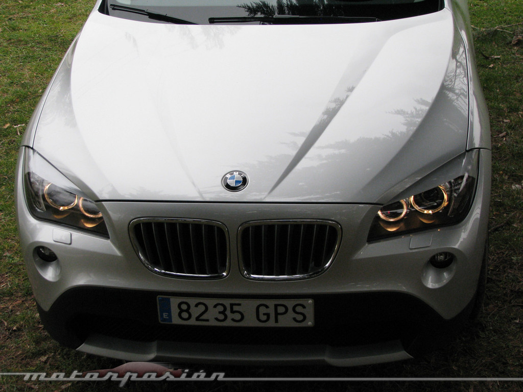 Foto de BMW X1 xDrive23d (prueba) (19/34)