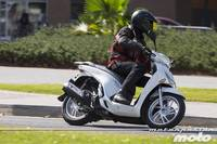 Honda Scoopy SH125i 2013 prueba (características y curiosidades)