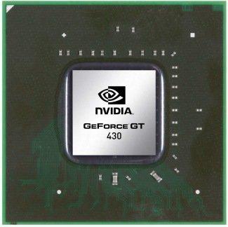 NVidia GT 430 GPU