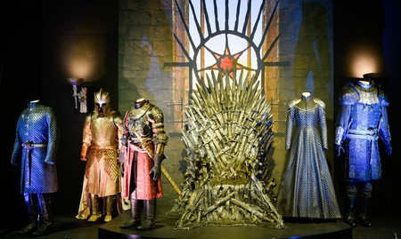 Exposición Juego de Tronos Madrid