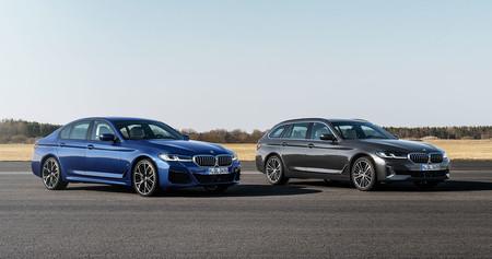 BMW Serie 5 2021, precios para España