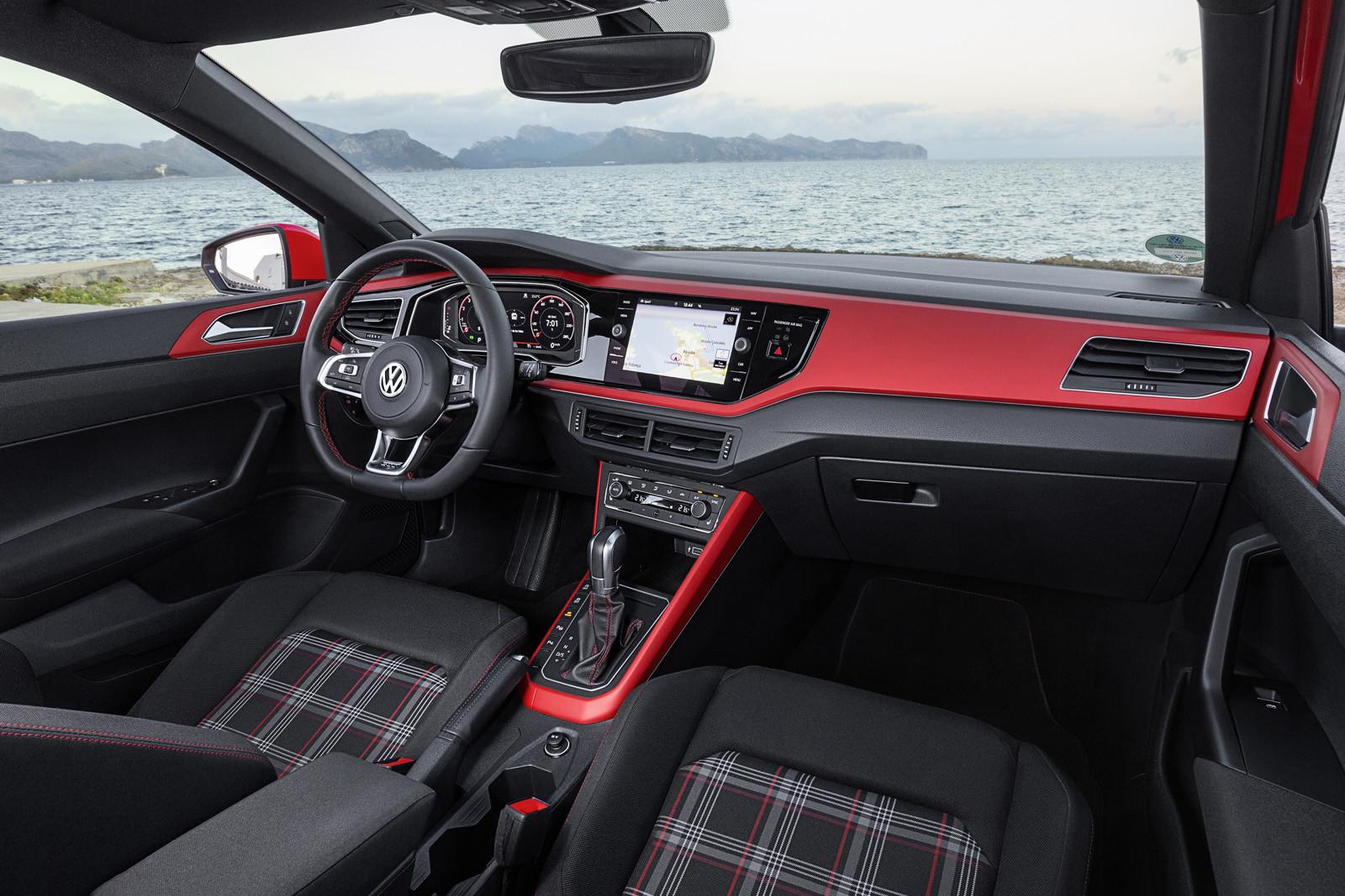 Foto de Volkswagen Polo GTI (12/15)