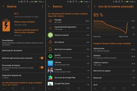 Asus Rog Phone Analisis Mexico Autonomia Bateria