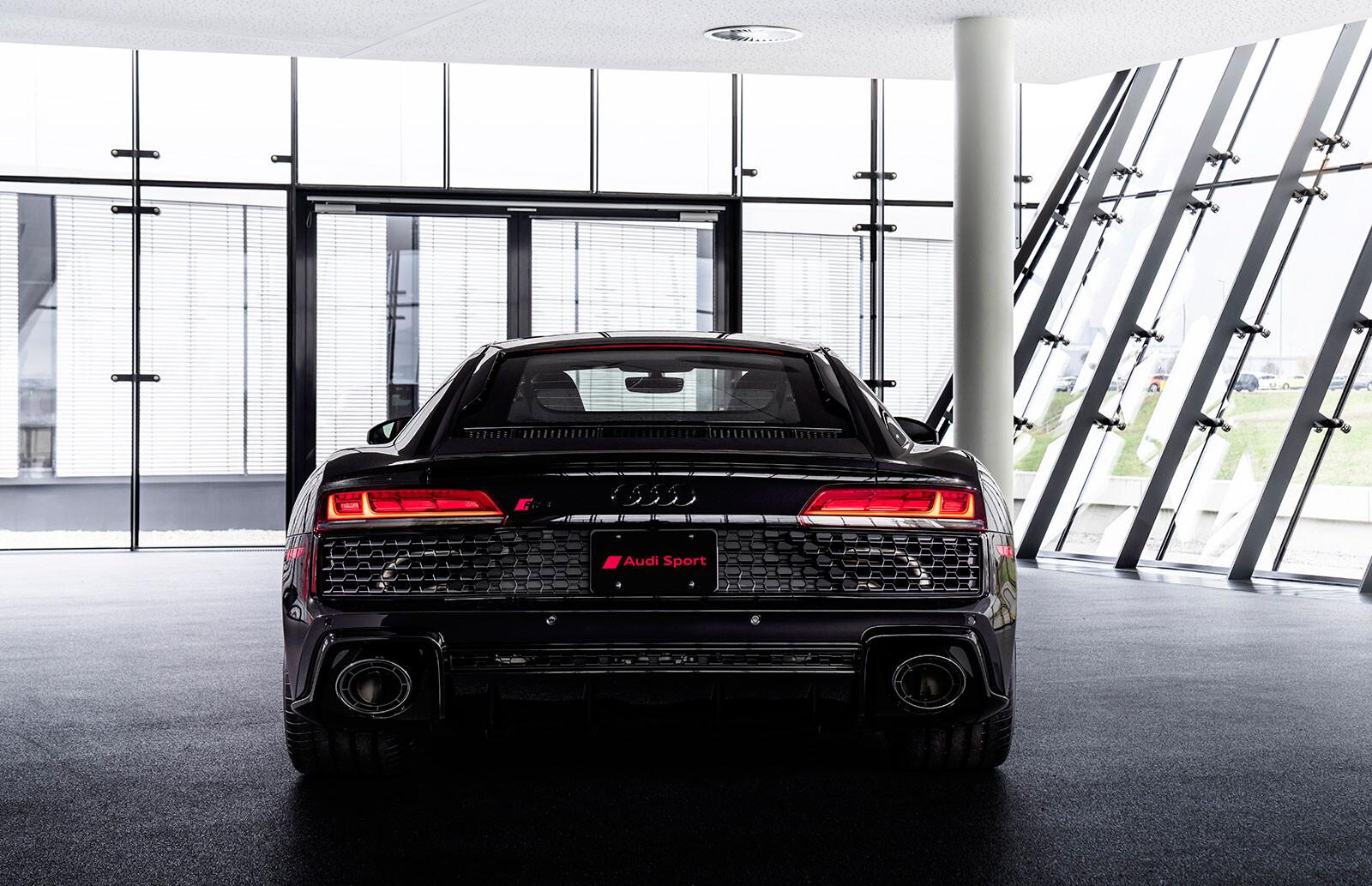 Foto de Audi R8 Panther edition RDW (17/17)