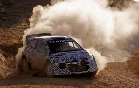 Hyundai sigue dando pasos y desvelando secretos de su programa en el WRC
