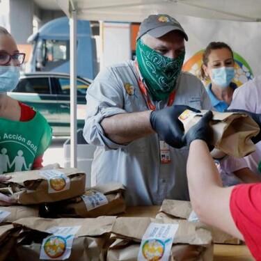 El chef español José Andrés gana el premio Princesa Concordia por dar comida a los necesitados durante la pandemia