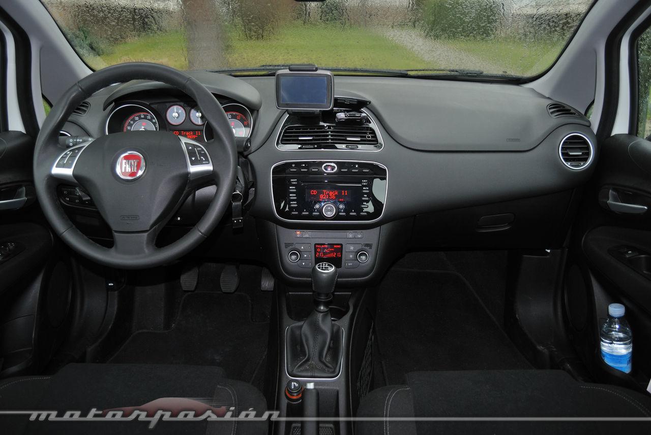 Foto de Fiat Punto 1.4 GLP (prueba) (56/70)