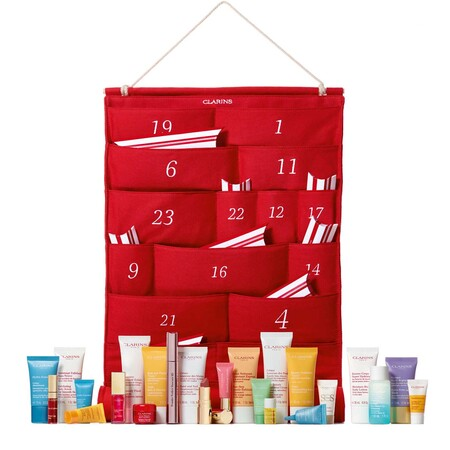 Calendario Adviento 2020 Clarins