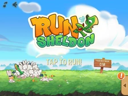 Coge el trofeo y corre: un vistazo a Run, Sheldon!