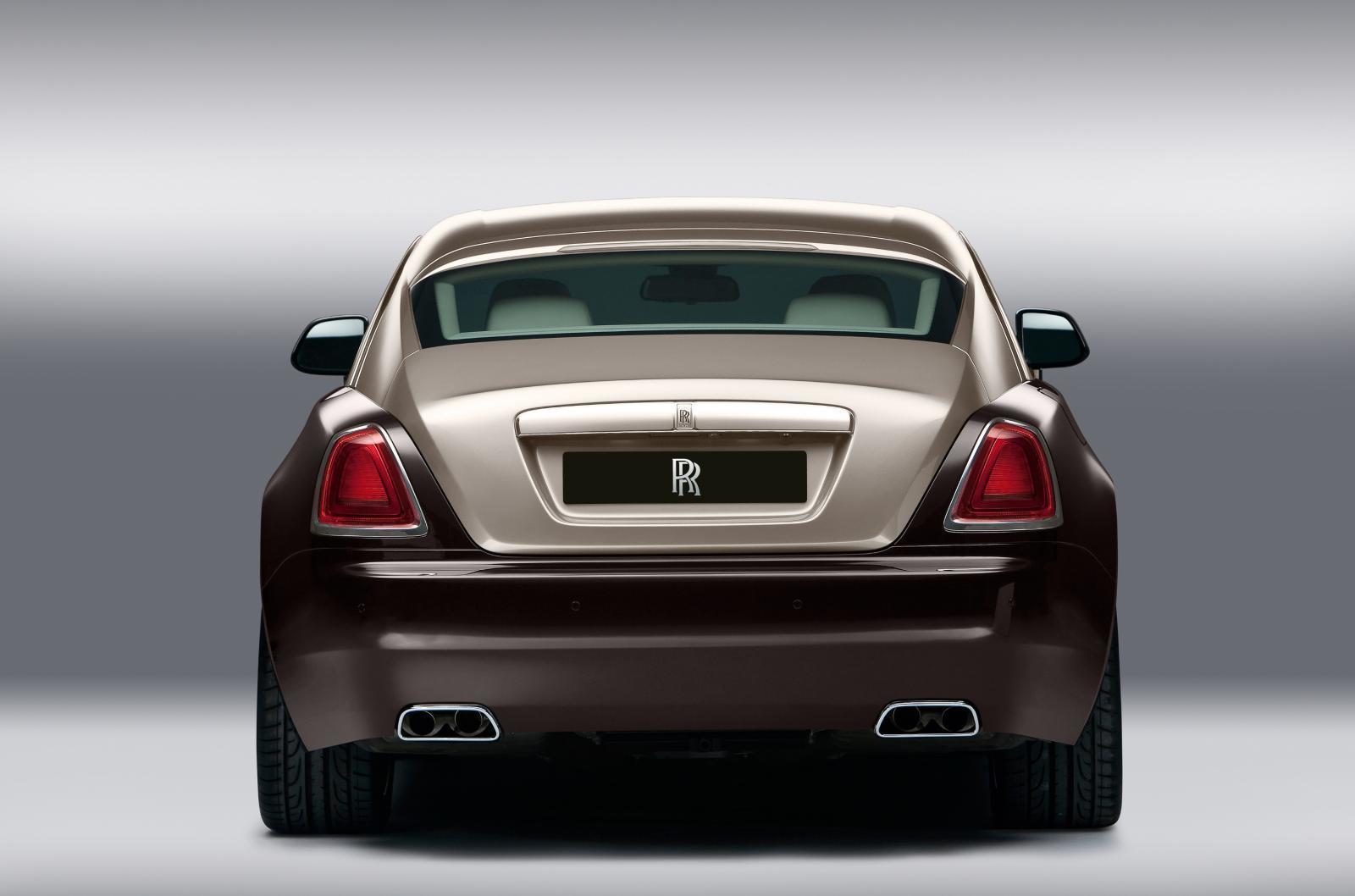 Foto de Rolls-Royce Wraith 2013 (7/14)