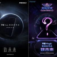 El 16 de diciembre conoceremos el Honor Magic, el posible móvil sin marcos del fabricante chino