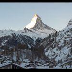 Sobre los Alpes y Zúrich. Vídeos inspiradores