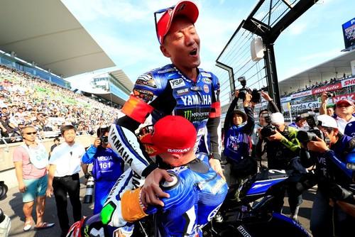 Yamaha arrasa en las 8 horas de Suzuka con Pol Espargaró, Alex Lowes y Katsuyuki Nakasuga