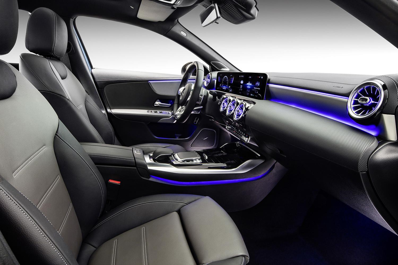 Foto de Mercedes-AMG A 35 L 4Matic (10/12)