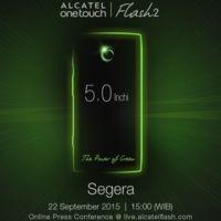Alcatel One Touch Flash 2, el nuevo smartphone de Alcatel será oficial el próximo 22 de septiembre