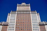 El Edificio España en Madrid reabrirá como hotel de lujo