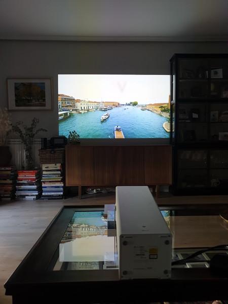 Venecia Proyector 4k