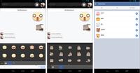 Los stickers de Facebook Messenger están escondidos en Android, aprende a usarlos