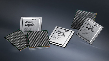Exynos 5 Dual, el nuevo chip de Samsung