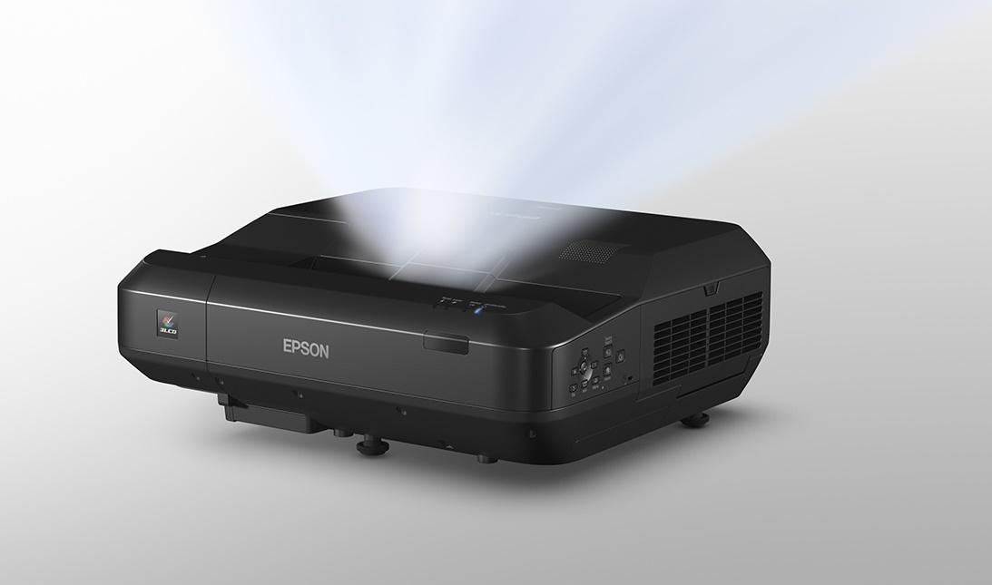 Epson estrena en la ifa 2017 proyector l ser de tiro - Montar un cine en casa ...