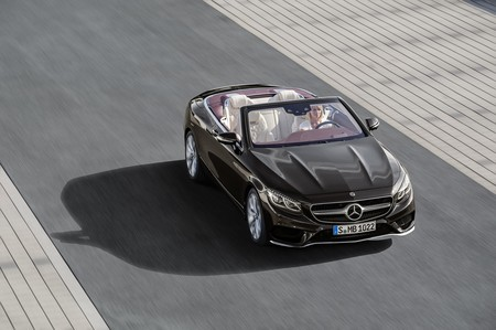 Mercedes Benz Clase S Cabriolet 2018 005