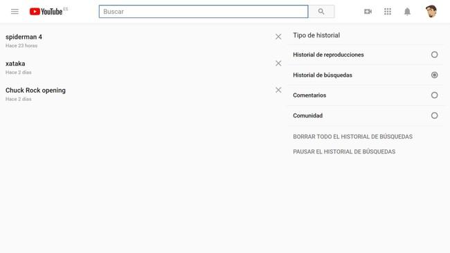 Todo Lo Que Haces En Youtube