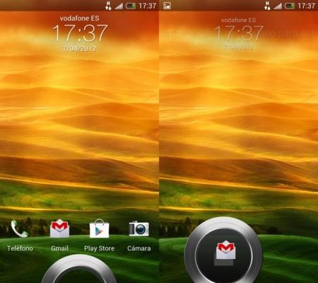 HTC Sense desbloqueo